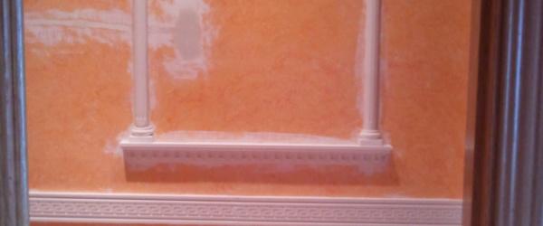 Moldura de Escayola decorativas