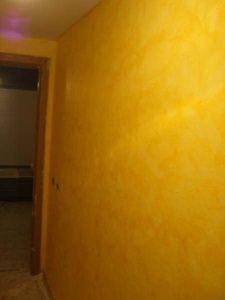 Efecto Rustico - Brisa del Tiempo Color Amarillo