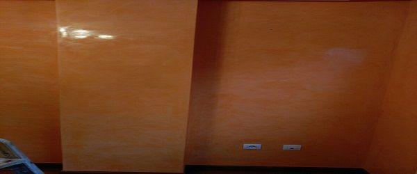 Estuco Mitiko Color Naranja