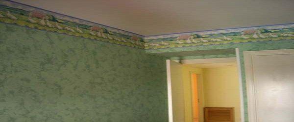 Papel pintado estilo veneciano