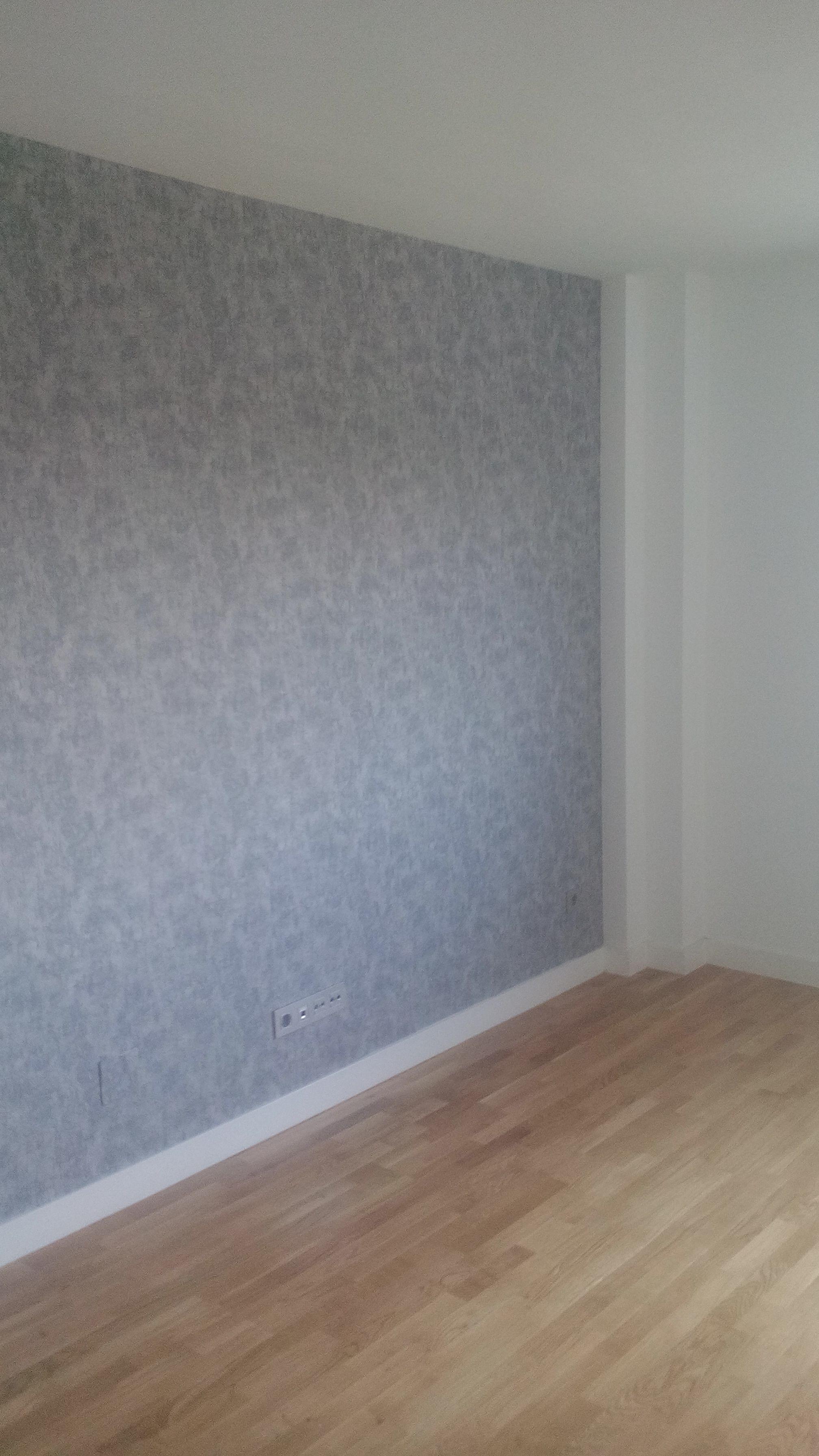 Papel pared gris papel pintado efecto estuco gris marengo estilo rstico papel pintado fondo for Papel pintado piedra gris