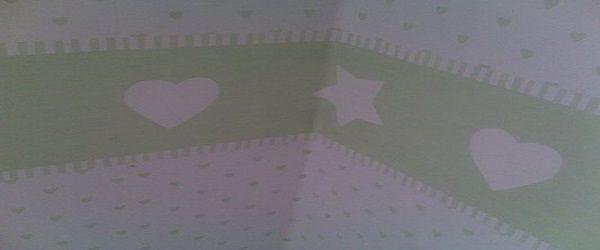 Papel pintado con cenefa infantiles