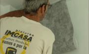 Pintores en Coslada – Instalar Papel Pintado en Salon – Alvaro