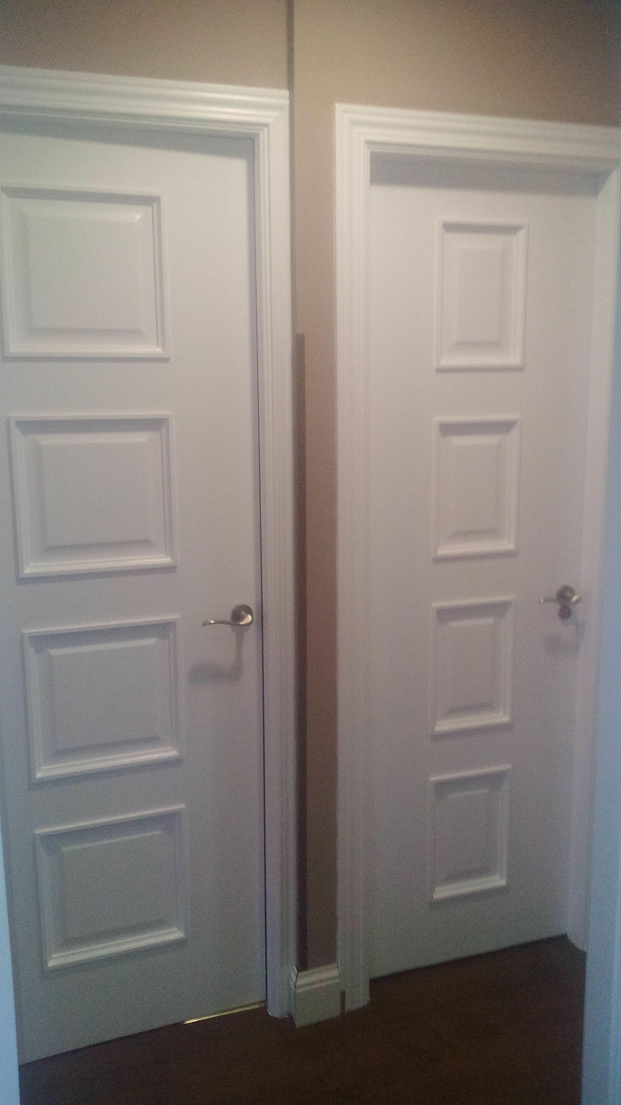 Magn fico precio pintar puertas blanco composici n ideas - Pintar puertas interiores ...