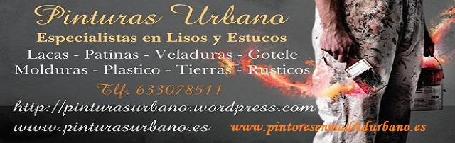 PINTURAS URBANO – PINTORES EN MADRID – PINTOR EN MADRID – PINTORES MADRID – PINTOR MADRID – PRESUPUESTO DE PINTURA