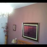 Esmalte al agua color Marron en Dormitorio de Coslada (13)