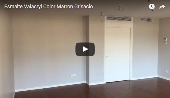 Videos de Esmalte Afinado Valacryl a Colores