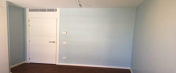 Esmalte al agua valacryl color azul grisacio