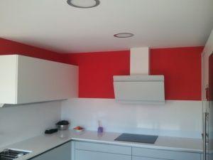 Esmalte al Agua Color Rojo (6)