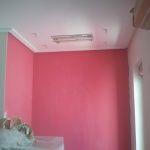 Antes del Esmalte Color Rosa Frambuesa (1)