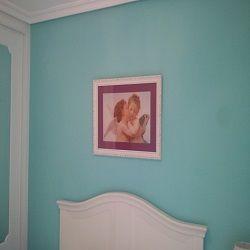 Icono Esmalte Color Turquesa