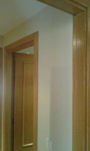 Esmalte color marron grisacio en pasillo de vicalvaro (1)