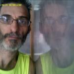 Reflejos sobre Estuco Veneciano color Gris 4
