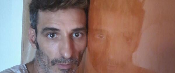 Estuco Veneciano Veteado Color Naranja (23)