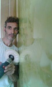 Estuco Veneciano Veteado color verde (21)