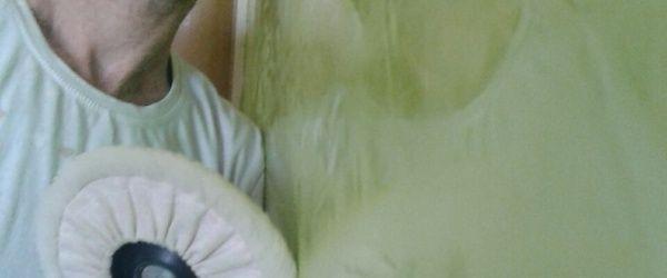 Estuco Veneciano Veteado color verde (22)