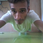 Estuco Veneciano Veteado color verde (23)
