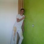 Estuco Veneciano Veteado color verde (4)
