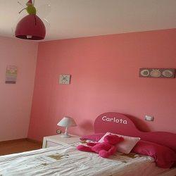 Icono Esmalte Color Rosa