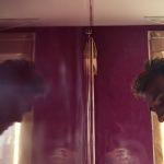 Puliendo la cera con llana estuco veneciano (8)