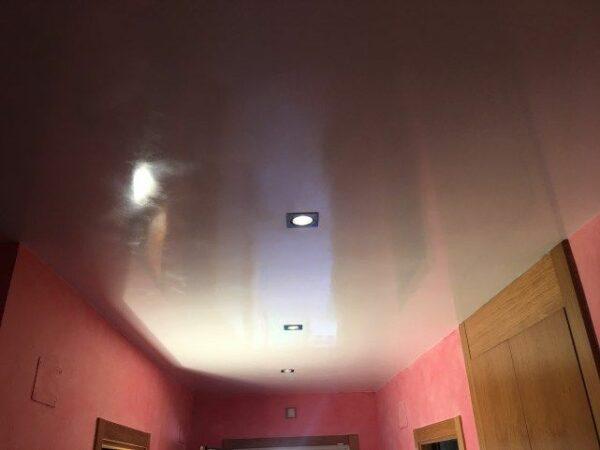 Video Instalacion de Veloglas y Estuco Mineral Color Blanco