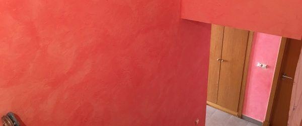 Brisa del tiempo Rustico color Rosa (12)