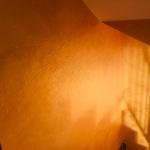 Cera Metal Oro Sobre Efecto Rustico Brisa - Mañana (54)