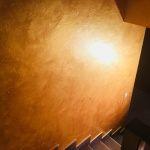 Cera Metal Oro Sobre Efecto Rustico Brisa - Mañana (67)