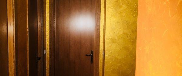 Pintura Efecto Rustico Brisa Color Oro Metalizado