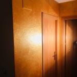 Cera Metal Oro Sobre Efecto Rustico Brisa - Mañana (72)