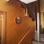 Cera Metal Oro Sobre Efecto Rustico Brisa - Tarde (13)