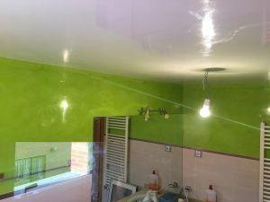 Estuco Mineral Blanco y Estuco Veneciano Verde en Wc (5)
