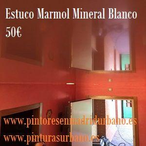 Estuco Mineral Blanco