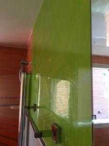Estuco Veneciano Verde en Paredes de Wc (6)