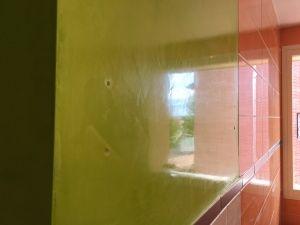 Estuco Veneciano Verde en Paredes de Wc (7)