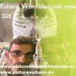 Oferta Estuco Veneciano con cera kepi 1