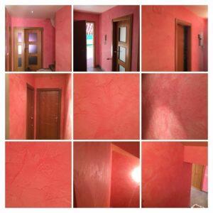 Brisa del tiempo Rustico color Rosa - COLLAGE