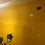 Estuco Amarillo a Lineas con 1 de cera - Noche (2)