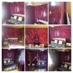 Estuco Marmol a 3 colores en Dormitorio 1-COLLAGE