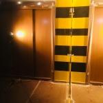 Estuco Veneciano Original a rayas amarillas y negras Borussia Dortmund (103)