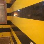 Estuco Veneciano Original a rayas amarillas y negras Borussia Dortmund (30)