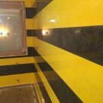 Estuco Veneciano Original a rayas amarillas y negras Borussia Dortmund (31)