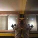 Estuco Veneciano Original a rayas amarillas y negras Borussia Dortmund (5)