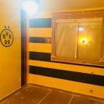 Estuco Veneciano Original a rayas amarillas y negras Borussia Dortmund (91)