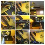 Estuco Veneciano Original a rayas amarillas y negras Borussia Dortmund Decoracion (13)-COLLAGE
