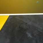 Muestras Estuco Negro y Amarillo con Escudo (12)