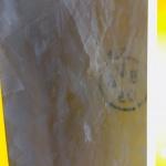Muestras Estuco Negro y Amarillo con Escudo Flash (1)