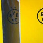 Muestras Estuco Negro y Amarillo con Escudo Flash (2)