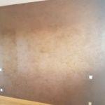 Estuco Veneciano Espatuleado con Veteado Color Chocolate dia (16)