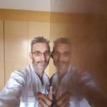 Estuco Veneciano Espatuleado con Veteado Color Chocolate tarde (14)